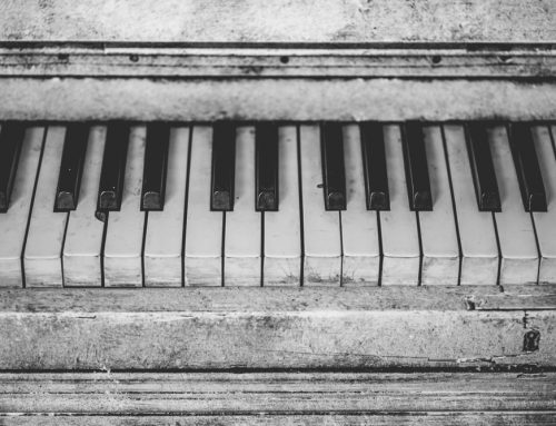 What a Piano Player Taught Me about Giving